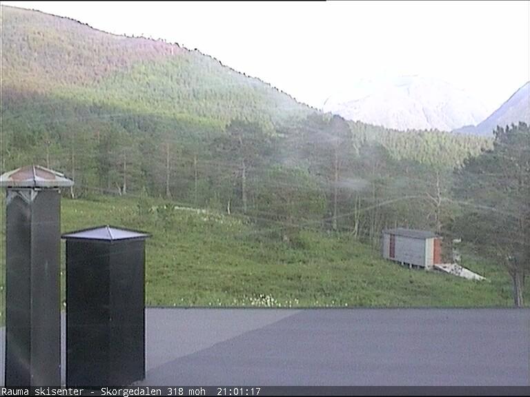 Skorgedalen, Rauma - Rauma Skisenter; sør; Trolltindene